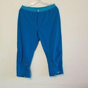 Nike dri-fit Capri pants.. Size medium